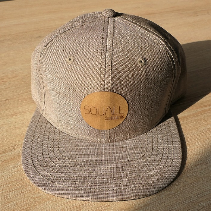 casquette squall sable