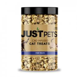 JUSTpets cat treats