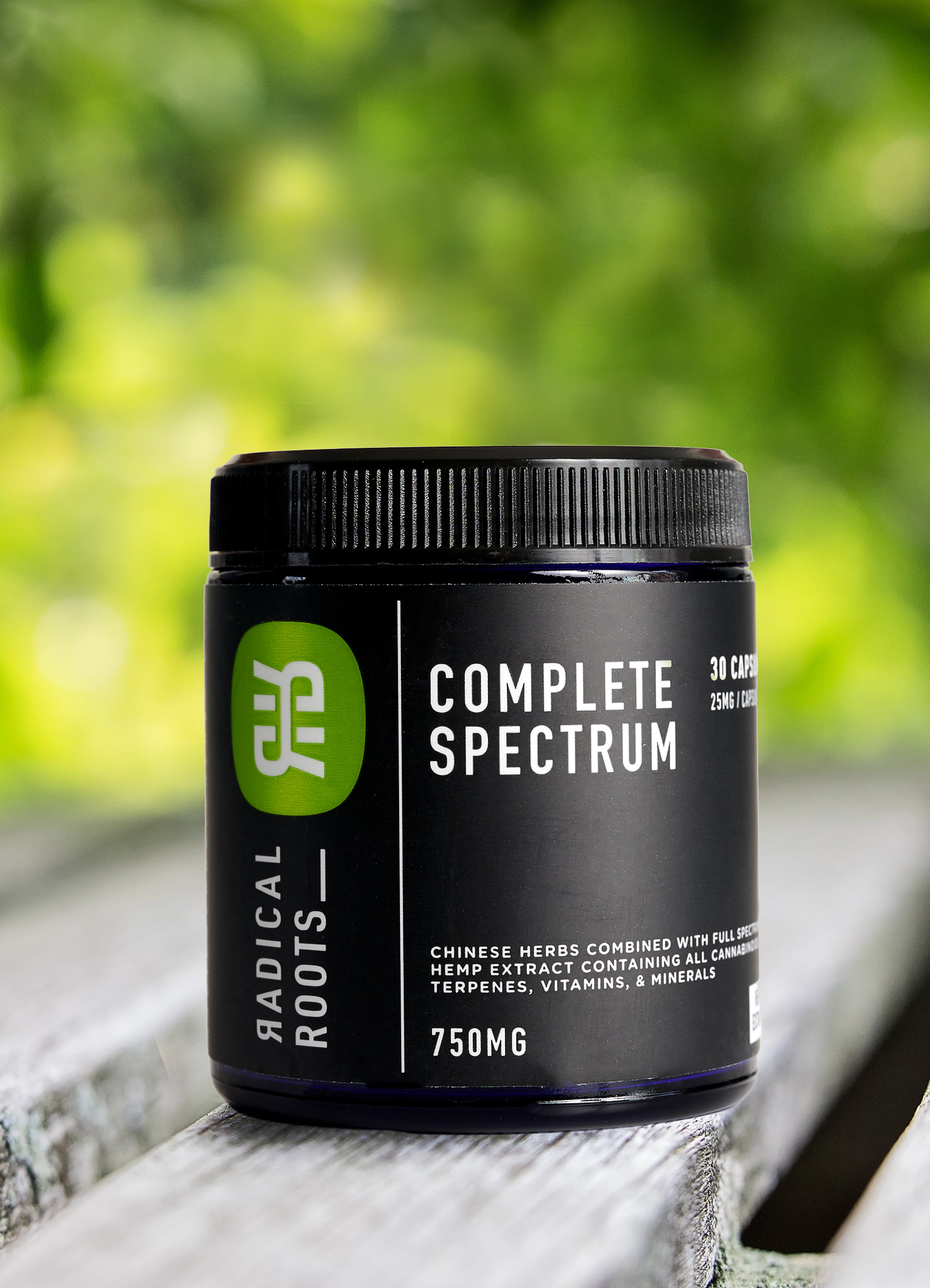 Radical Roots Complete Spectrum Capsules