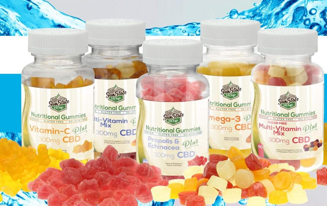 CBD Gummy Vitamins