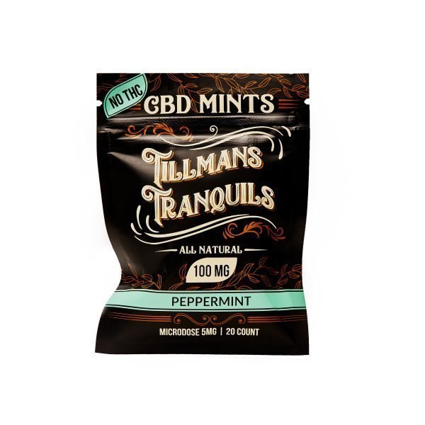 CBD Mints 100mg