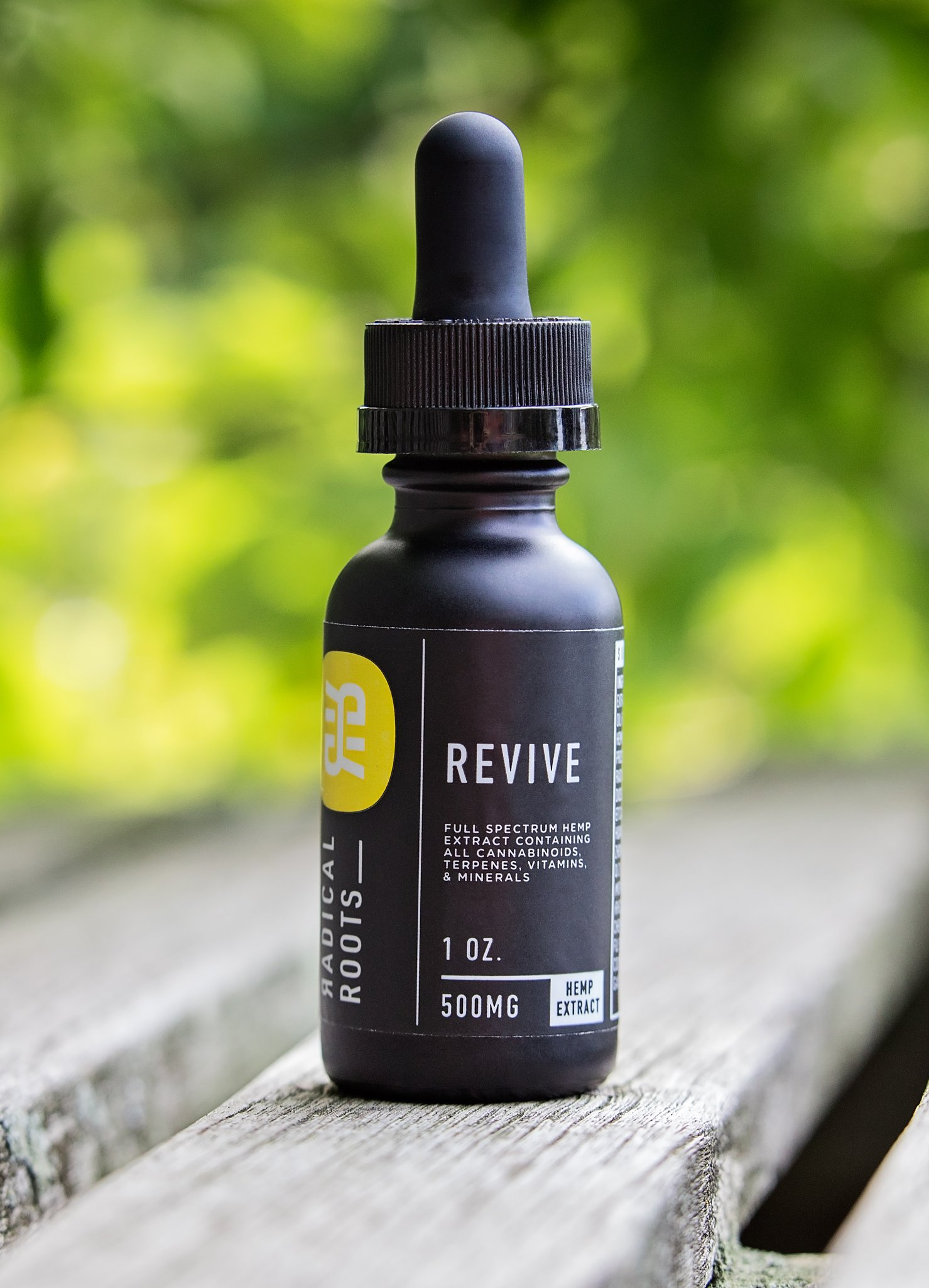 Radical Roots Revive 500mg CBD