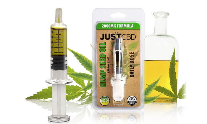 JUST CBD DAILY DOSE