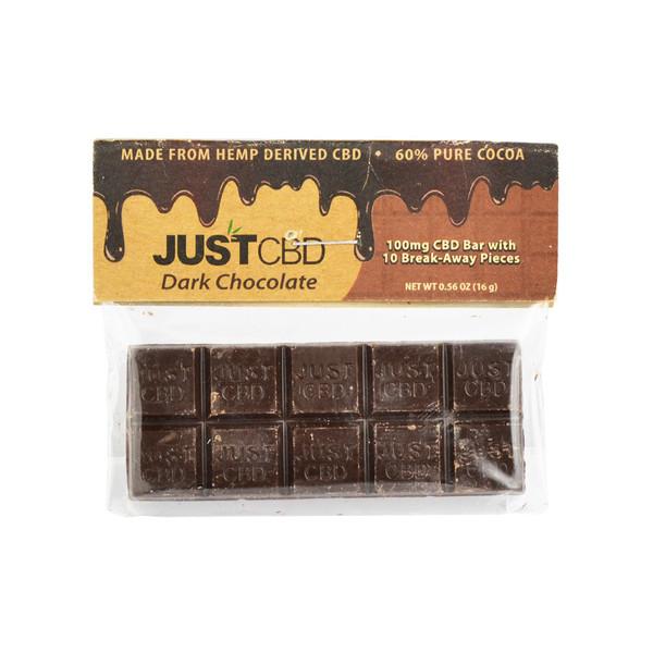CBD Dark Chocolate Bars