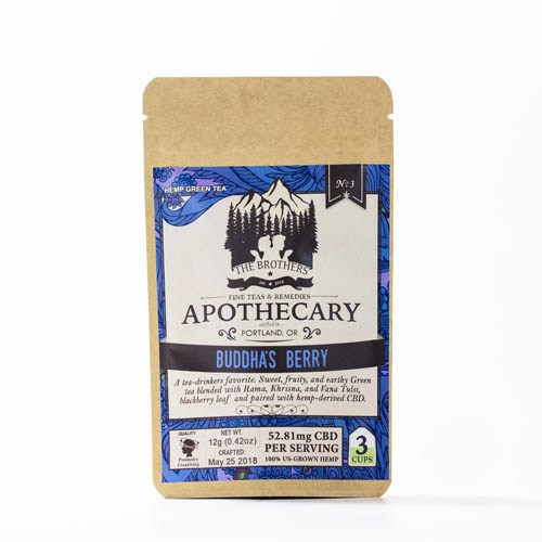 Brothers Apothecary Buddha Berry