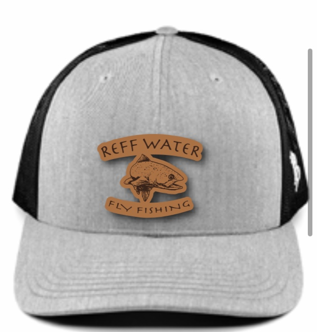 Branded Bills Reff Water Hat (Heathe Grey Black)