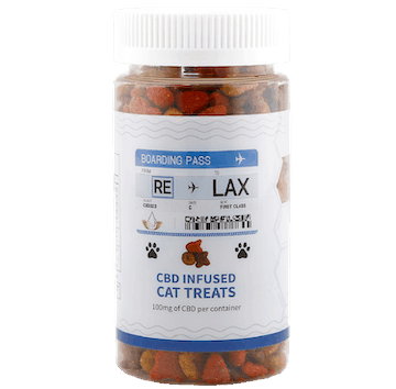 Relax CBD Infused Cat Treats