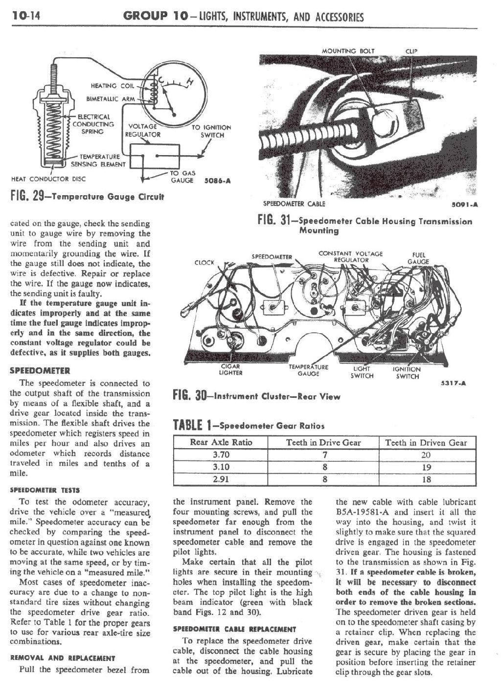 Testing Ford Constant Voltage Regulator