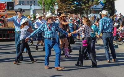 The Evolution of Modern Square Dancing