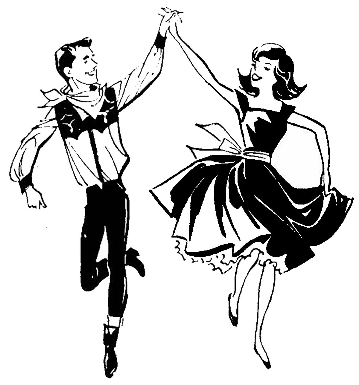 Modern Square Dancing Eldorado Depot Dancers