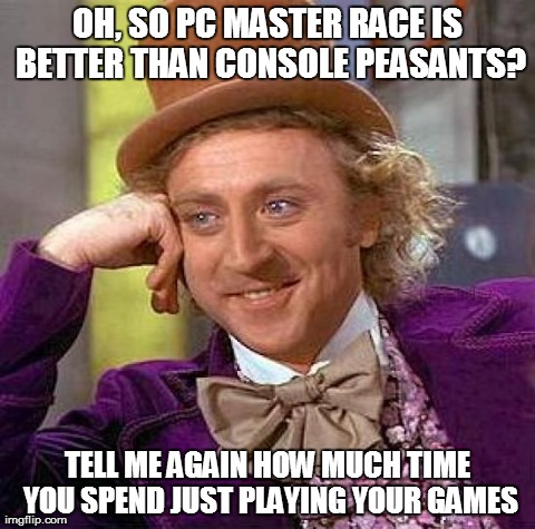 The Pc Vs Console Argument Square Eyed Gamer