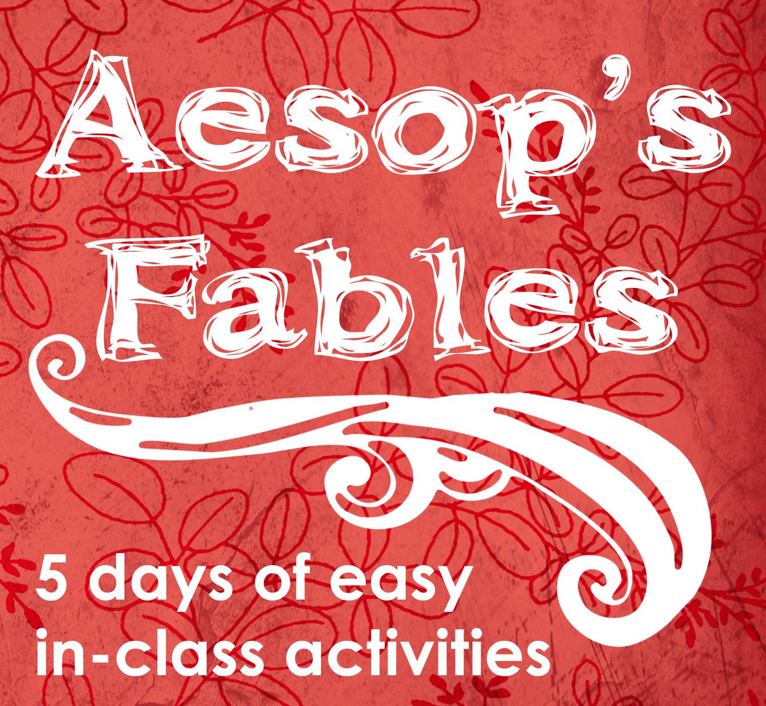 Aesop S Fables Collection Free Worksheets