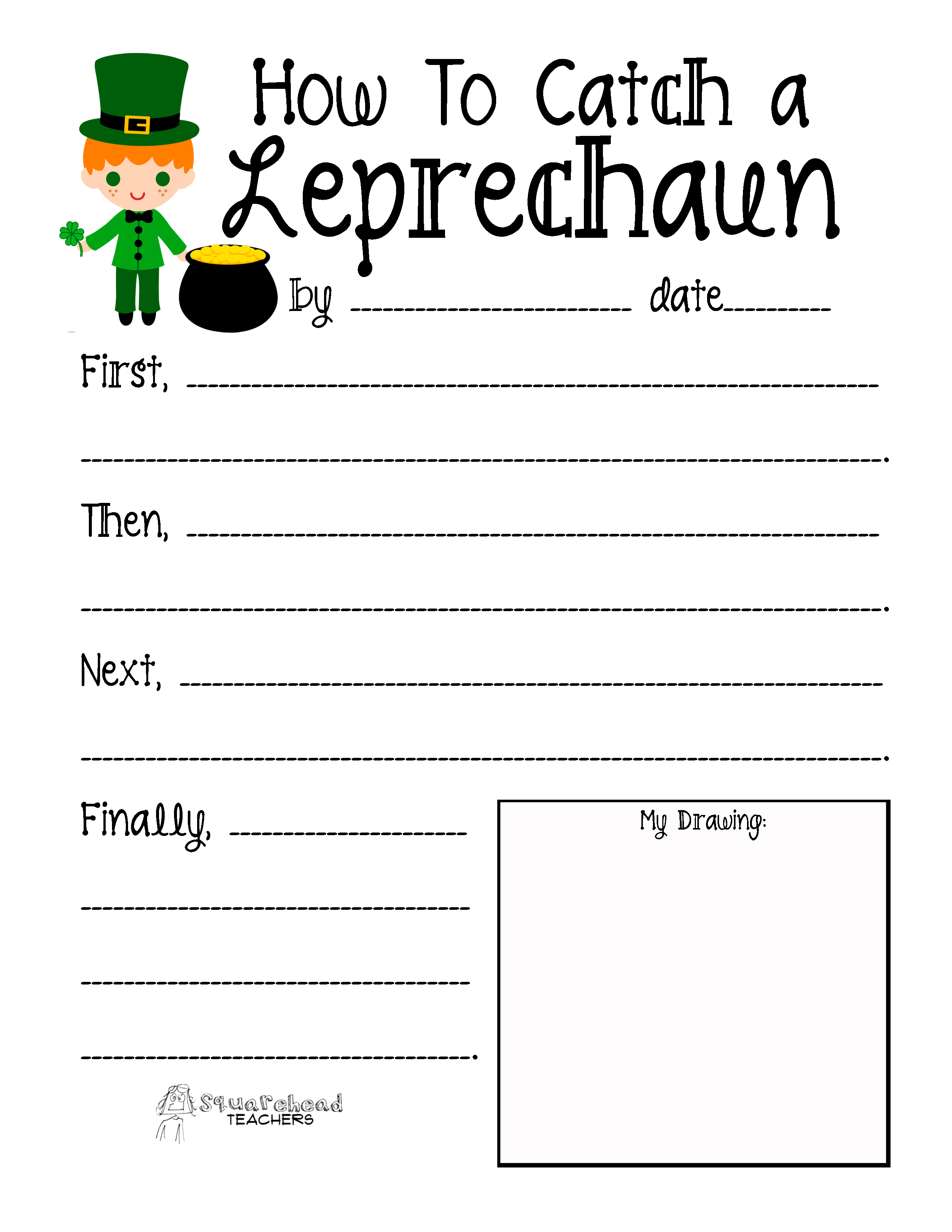How To Catch A Leprechaun Updated