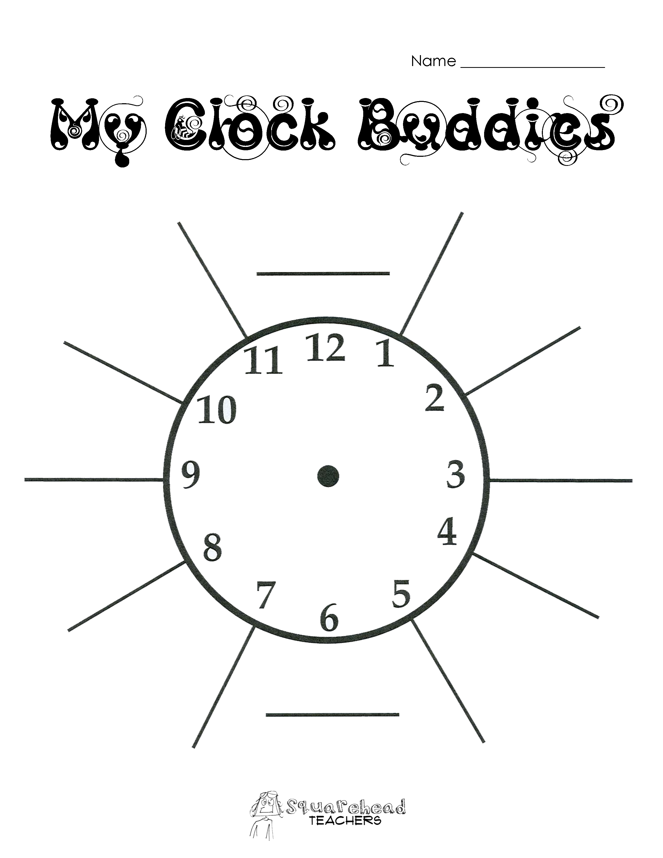 Clock Bud S Updated