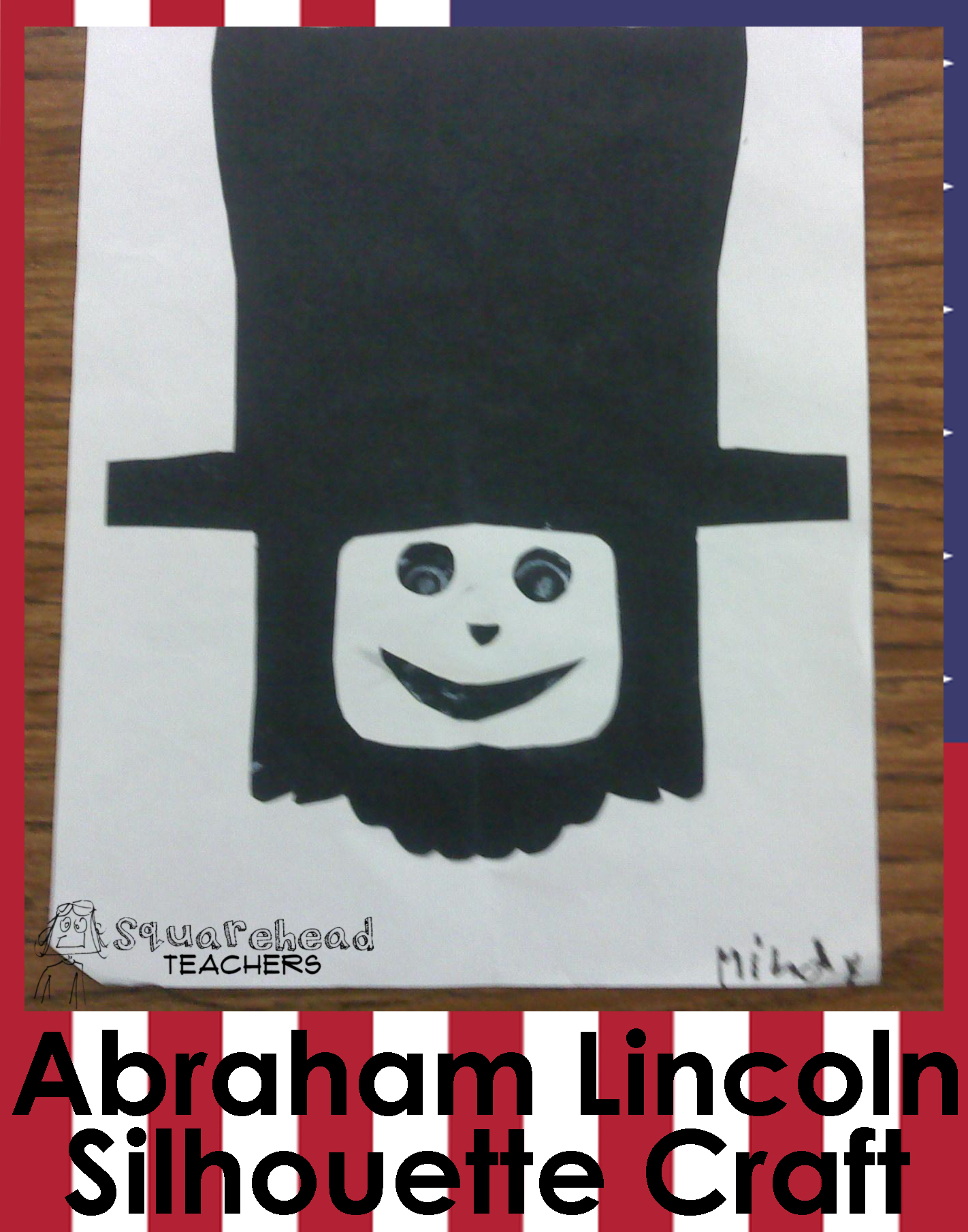 President S Day Craft For Kids