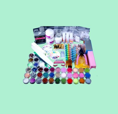 best acrylic nail kit for beginners
