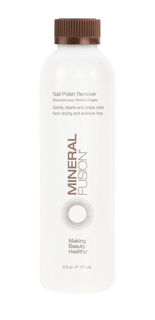 Best Mineral Fusion Nail Polish Removers