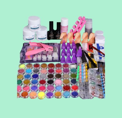 acrylic nail kit amazon