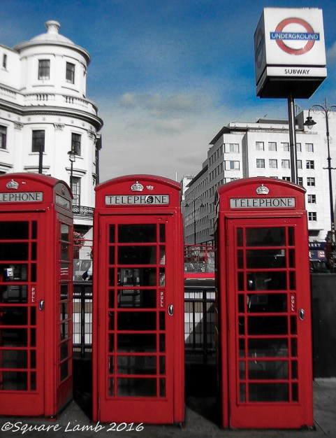 Trafalgar Square (London, UK)
