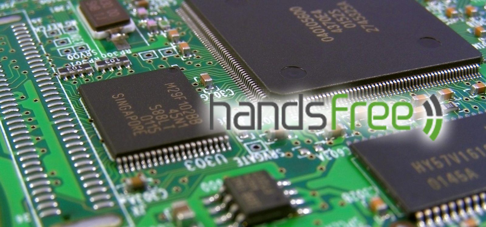 Handsfree | Fleet Communication, Driver Safety, Vehicle Installation