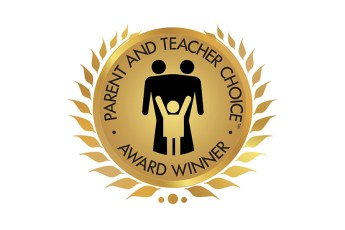 Square Panda wins the Parent and Teacher Choice Award