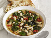 Swiss Chard and White Bean Saute