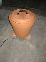 DIY Clay Pot Smoker 2.0