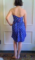 Make a Cute Sun Dress from a Man's Shirt