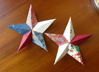 Make Beautiful Origami Stars