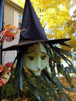 Inexpensive DIY Halloween Decorations