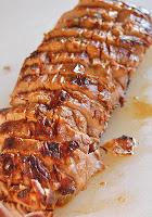 Beautiful Pork Tenderloin in the Best Savory Sauce Ever!