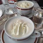 Elegant Viennese Coffee for Dessert