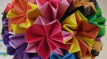 The Wiki on Kusudama (Origami Balls)