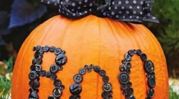 7 Easy Tricks for Beautiful Halloween Pumpkins