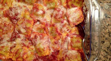 12 Minute Cheaters' Lasagna: Stealth Diet Recipe