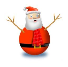 santa_snowman