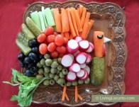turkey-vegetable-tray