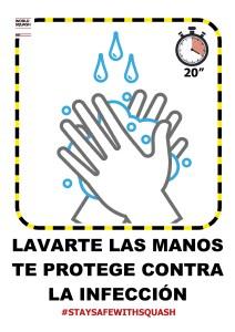 COVID-19 Wash Hands
