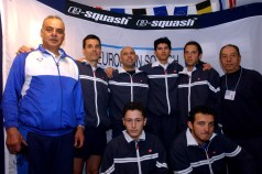 Squash - 2003 European Championships - Nottingham