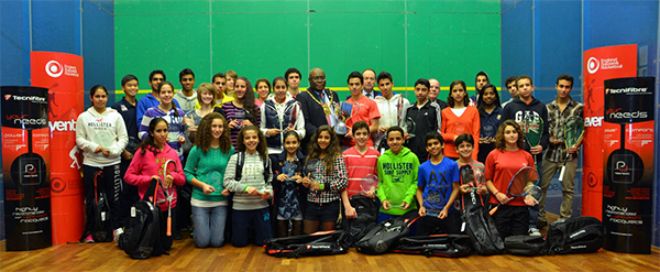 Egypt celebrated five British Junior Open crowns in 2013, while Emily Whitlock won her third title in two years
