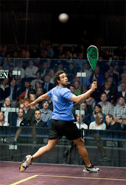 Everyone in squash wants to see Ramy Ashour flying high again