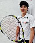 Rhys Dowling has equalled a 49 year national squash record by winning the Australian under 19 title 3-1 against Darcy Evansin in Canberra.