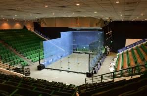 Doha's new show court