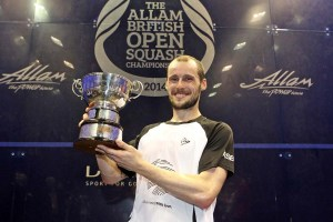 British Open champion: Now he wants the World