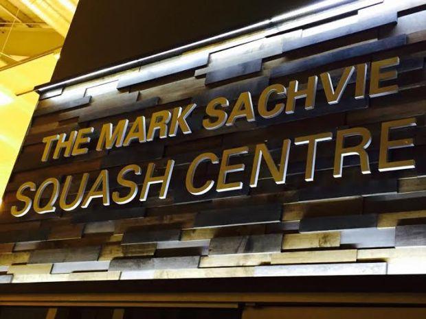 The Mark Sachvie Squash Centre at White Oaks Resort
