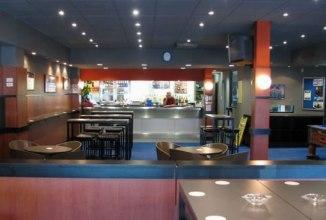 Inside Bondi Waverley club