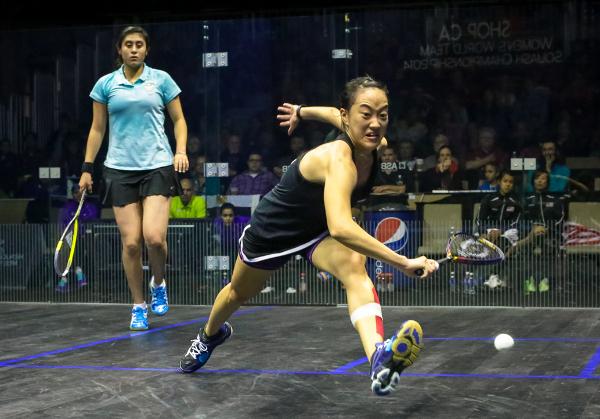 Low Wee Wern beats Nour El Sherbini