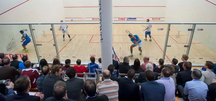 Day one action at the Motor City Open in Detroit. Pictures by BRIAN MITCHELL