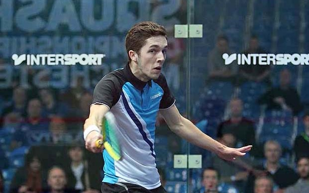 Ben Coleman is in the final of the Dulwich Open