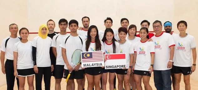 Good neighbours: Singapore and Malaysia renew their rivalry